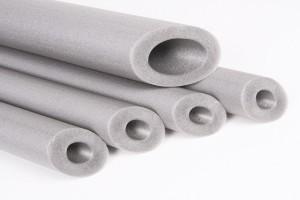 Tubex, tepelná a zvuková izolace vodovodních systémů